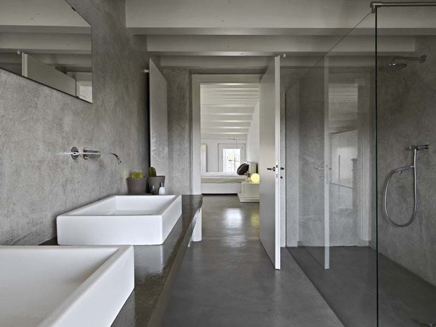 Microcement Bathroom Applications-1