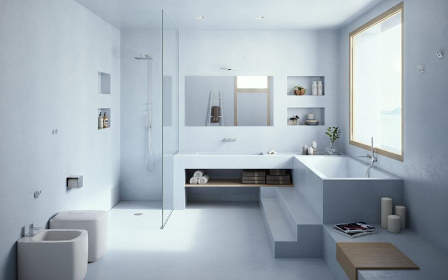 Microcement Bathroom Applications-5